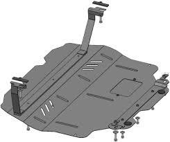 Защита двигателя Standart, ACURA RDX
