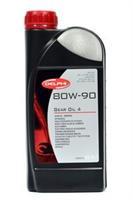 Масло трансмиссионное минеральное GEAR OIL 4 80W-90, 1л