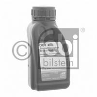 Жидкость тормозная dot 4, BRAKE FLUID, 0.25л